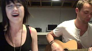 "Hana-li Cover of ""Harder To Breathe"" by Maroon 5"