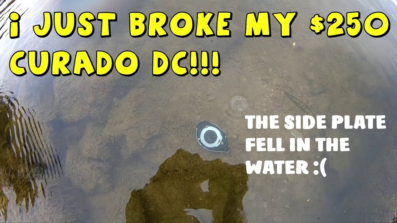 7b013507f92 I BROKE MY $250 CURADO DC??? A MUST SEE VIDEO FOR ALL CURRENT AND FUTURE  CURADO DC OWNERS!