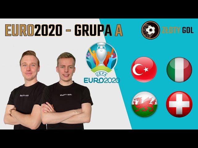 Niepokonani Włosi i Nieobliczalni Turcy - GRUPA A na EURO 2020