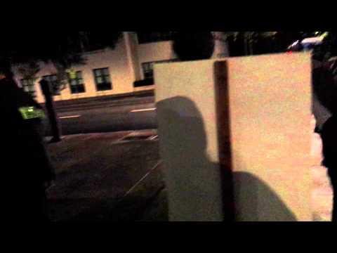 Police raid berkeley post office. 11/19
