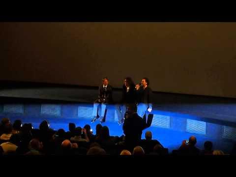 Masterclass Mads Mikkelsen et Kristian Levring in Paris part.1