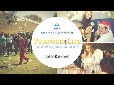 A Purpose4Life By TCS Mexico!