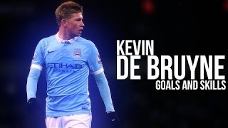 Kevin De Bruyne▶KDB●Skills And Goals 2015/2016 By Cedric Mouton