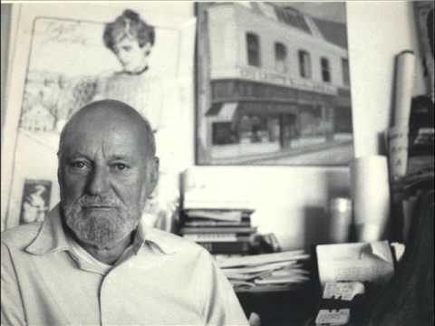 Lawrence Ferlinghetti & Stephen Banker, ca. 1978