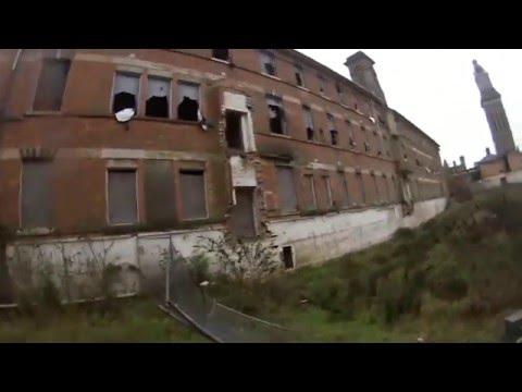 St Crispins abandoned mental hospital northampton