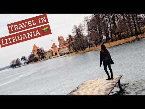 Walk your chapters: travel vlog in Lithuania (2)