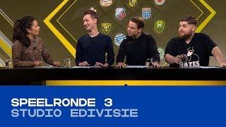 EDIVISIE | Studio eDivisie - Speelronde 3