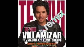Villamizar - Te Viví ft. Maluma, Elvis Crespo (Remix Ginos Producciones)