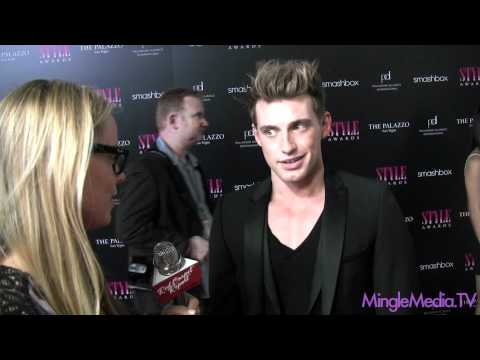 Jeremiah Brent at the 2011 Hollywood Style Awards: Red Carpet Report