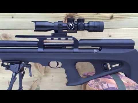 FX Wildcat Bullpup Air Rifle | FunnyCat TV