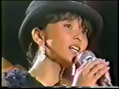 1983日本テレビ音楽祭 新人賞候補メドレー