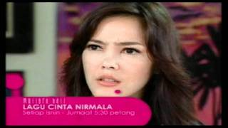 Promo Lagu Cinta Nirmala (Mutiara Hati) @ Tv9! (10-14/10/2011) - 1