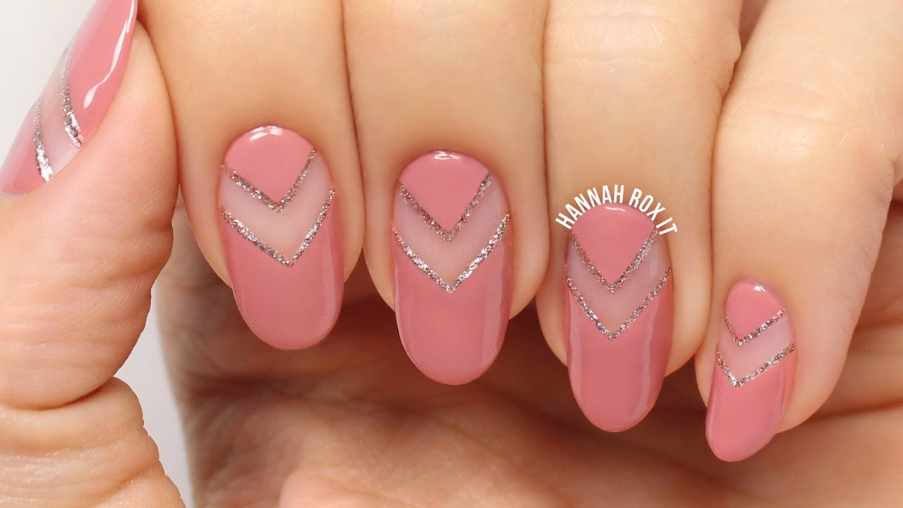 Party Glam Nail Art