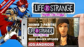 [350mb] Unlock All Episodes Life Is Strange Before The Storm || On Android || Proof With Gameplay