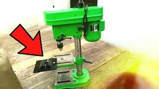 Amazing??  IDEA OF DRILL PRESS STAND