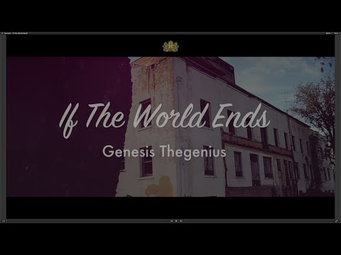 Genesis - If The World Ends (Official Video)