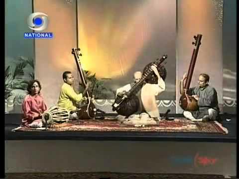 ||| Ustad Asad Ali Khan - Rudra Veena - Raga Asavari |||