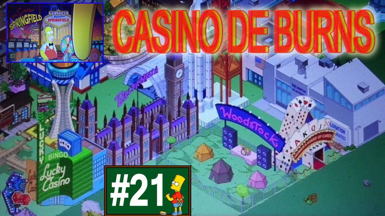 как играть казино спрингфилд