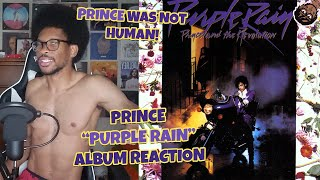 """PRINCE WAS NOT HUMAN! 
