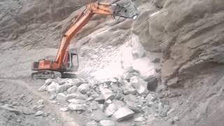 Punjab Balochistan Connecting  Road Koh Sliman DG KHAN