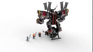 LEGO Ninjago Movie Quake Mech (70632)