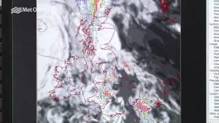 Amber severe weather warning as storms expected for UK