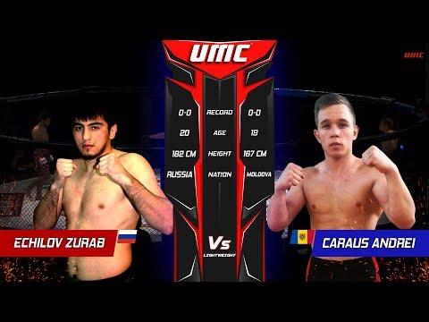 UMC 01 | Echilov Zurab Vs Caraus Andrei