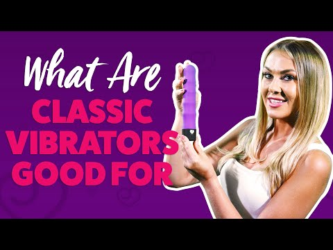 What Are Classic Vibrators Good For? from YouTube · Duration:  3 minutes 47 seconds