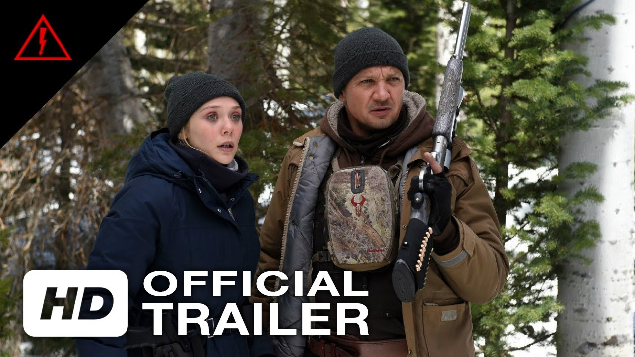Download Wind River - Official Trailer - 2017 Crime Movie HD