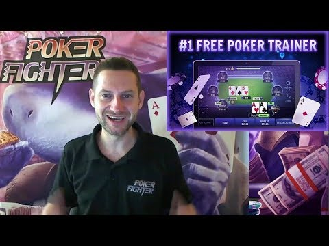 Poker Fighter Training App - A Game Changer!
