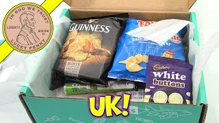 What's In This Months UK Try Treats Monthly Subscription Box?