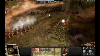 Warhammer Mark of Chaos - Gameplay