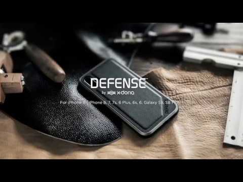 low priced ed505 5f627 X-Doria Defense Lux - iPhone X, iPhone 8 and iPhone 8 Plus Cases