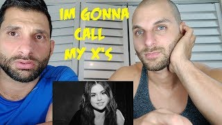 Selena Gomez - Lose You To Love Me [REACTION]