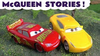 Disney Cars Lightning Mcqueen Stories For Kids Tt4u