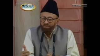 Speech By Hazrat Sahibzada Mirza Waseem Ahmad