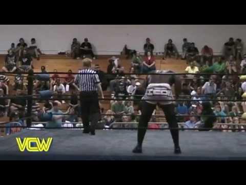 VCW - Phil Brown vs. Luke Gallows - 07.30.11