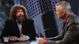 Shane McMahon explains why he left WWE on the Tell-All Podcast hosted by Mick Foley on WWE Network