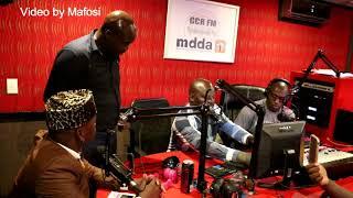 BENNY MAYENGANI INTERVIEW @GCRFM 30 MARCH 2018