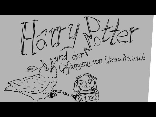 Harry Potter und der Gefangene von Uuuuhuuuh