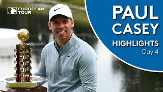 Paul Casey Winning Highlights | 2019 Porsche European Open