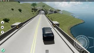 Driving From Pacifico Hotel to Half Moon Bay Airfield | Roblox Pacifico 2