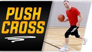 How To: Damian Lillard Push Crossover Move | Basketball Moves To Get Past Defenders
