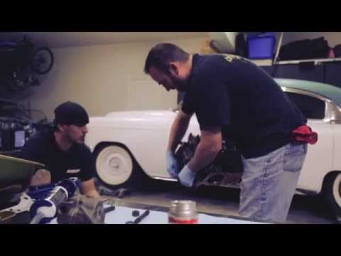 Edelbrock DIY Crate Engine Build And Install