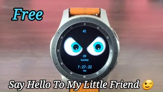Best Watch Face For You Galaxy Watch/Galaxy Watch Active 2