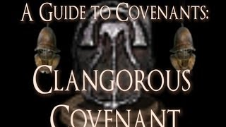 Dark Souls 2 - A Guide to Covenants: Bell Keeper/ Clangorous Covenant