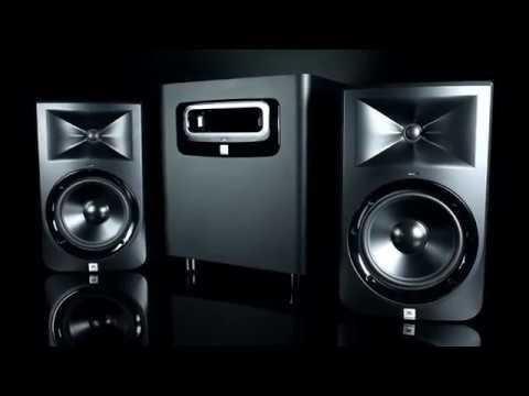 jbl lsr 305 monitores estudio youtube. Black Bedroom Furniture Sets. Home Design Ideas