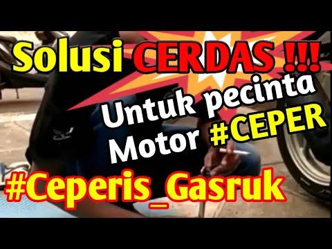 Solusi cerdas untuk pecinta motor Ceper #Ceperis