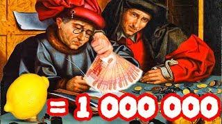 Почему 1.000.000 это лимон?1000 косарь?А 500 пятихатка?