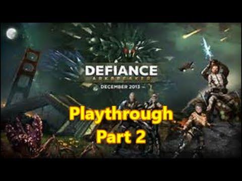 Defiance ArkBreaker DLC Playthrough Part 2